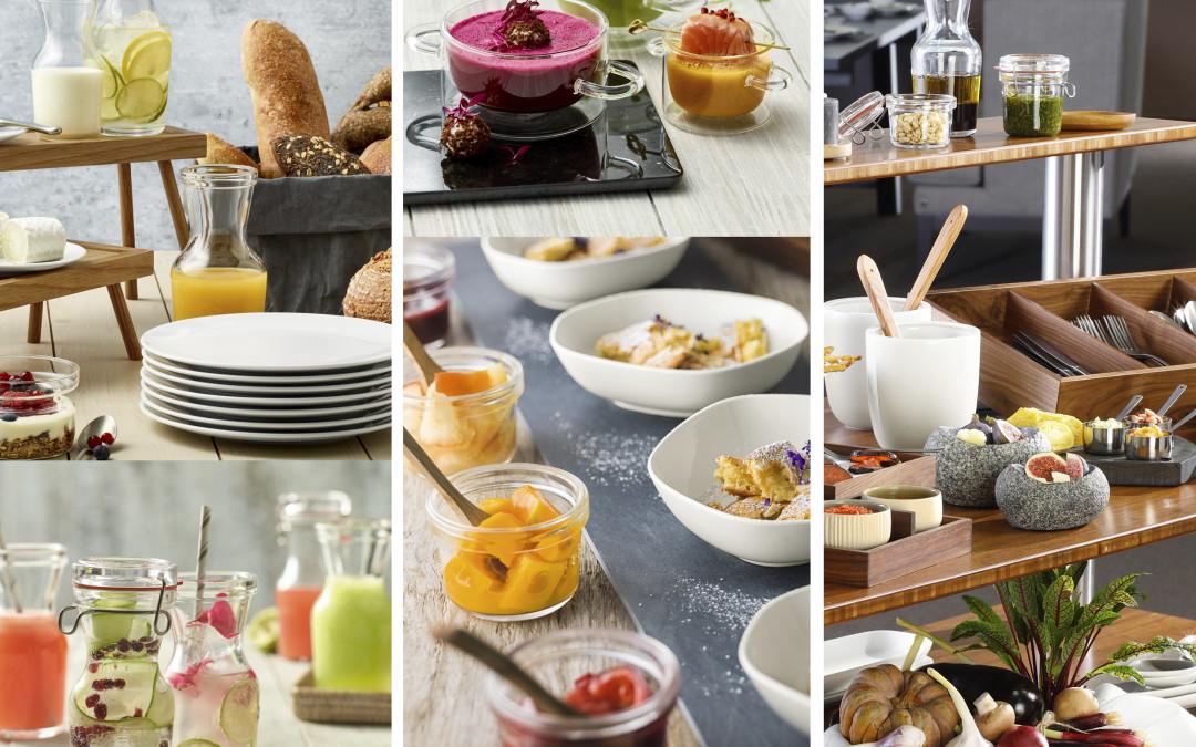 Ideas para romper con la monotonía en el buffet