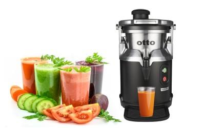 Otto: El extractor de jugos diseñado para  ser el más óptimo