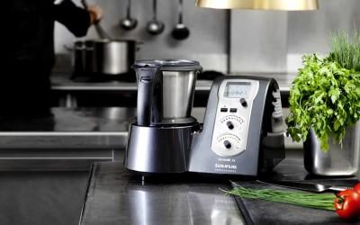 El pequeño electrodoméstico en las cocinas profesionales