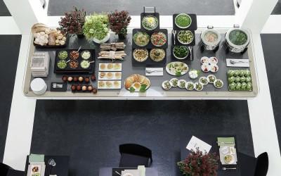 La importancia del buffet en el hotel